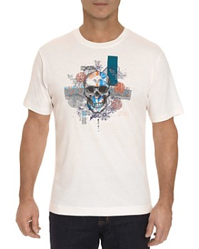 Robert Graham - Wirchard Skull Graphic Tee