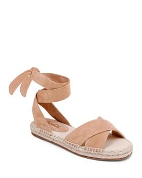Splendid - Women's Tereza Ankle Tie Espadrille Flats