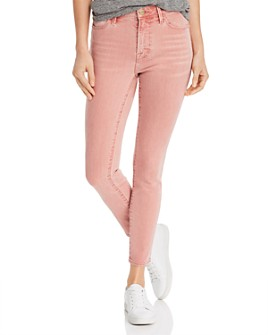 FRAME - Le High Skinny Jeans in Peony - 100% Exclusive