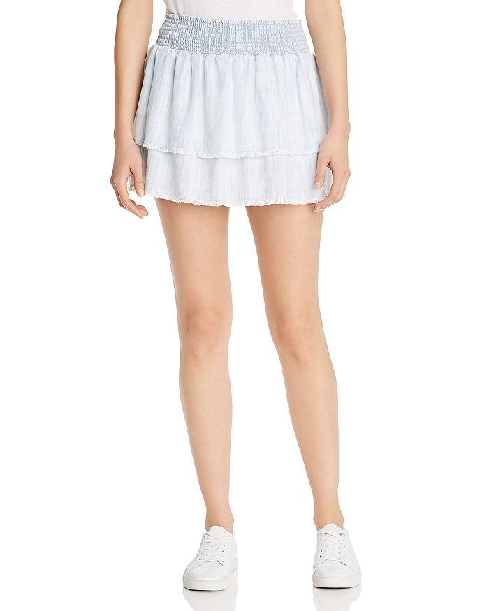 Bella Dahl - Smocked Tiered Skirt - 100% Exclusive
