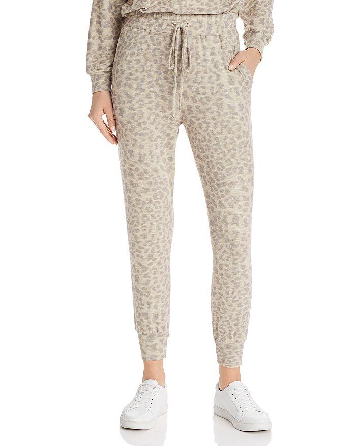 d57ec6798d38 Sundry Leopard Print Jogger Pants | Bloomingdale's
