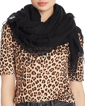 601dd419df Black Scarves - Bloomingdale's