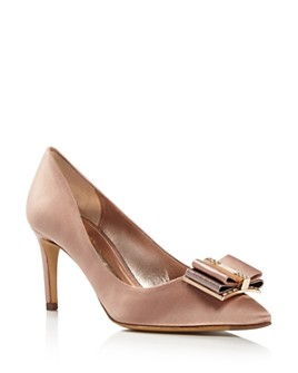Salvatore Ferragamo - Women's Zeri High-Heel Pumps
