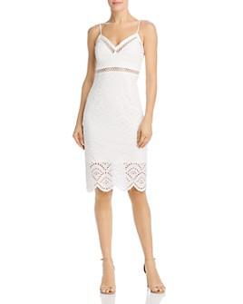 Bardot - Sofia Eyelet Sheath Dress - 100% Exclusive