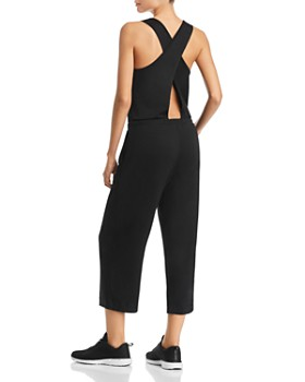 Beyond Yoga - Farrah Crisscross Cropped Jumpsuit