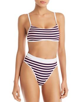 L*Space - Gemma Bikini Top & Frenchi Bitsy Bikini Bottom