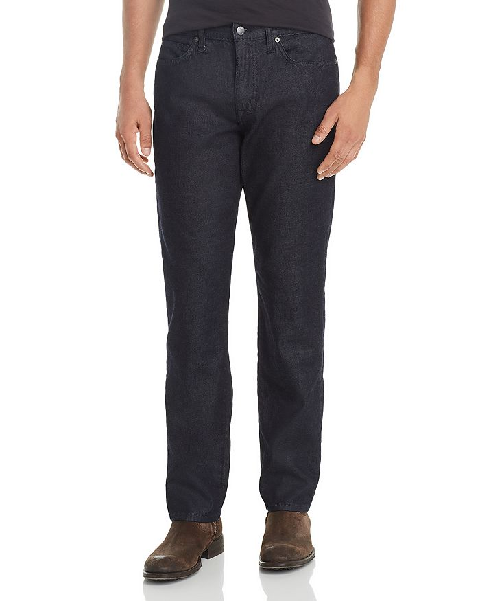 Joe's Jeans - Brixton Slim Fit Jeans in Major Dark Rinse