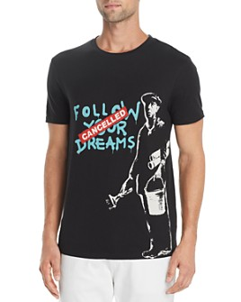 Eleven Paris - Cancelled Dreams Graphic Tee