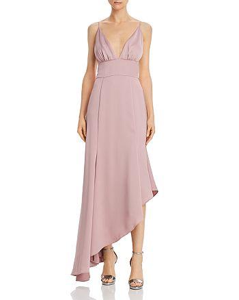 Keepsake - Restore Asymmetric Gown