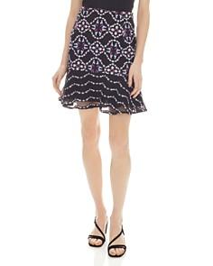 Sandro - Ornel Lace Mini Skirt