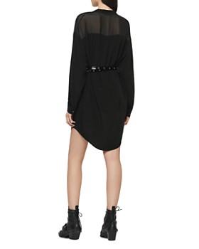 ALLSAINTS - Helle Oversize Shirt Dress