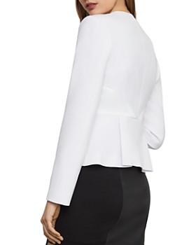 BCBGMAXAZRIA - Twist-Front Blazer