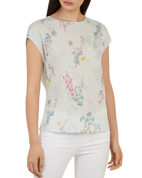 64a1a9e4b Ted Baker Women's Tops: Graphic Tees, T-Shirts & More - Bloomingdale's
