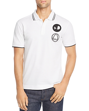 McQ Alexander McQueen Chester Regular Fit Polo Shirt