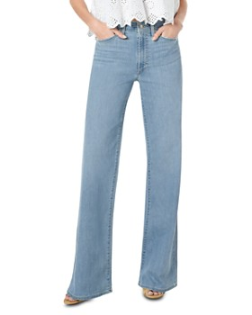 Joe's Jeans - The Molly High Rise Flare Jeans in Eliana
