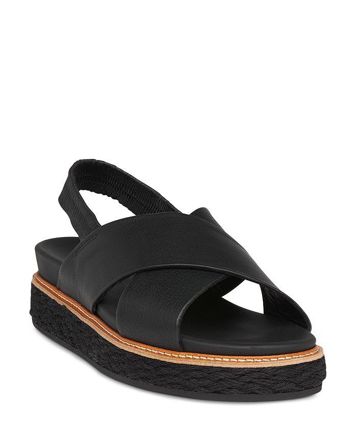 Whistles - Women's Robyn Slingback Platform Sandals