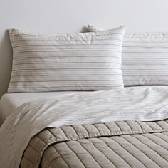 ED Ellen Degeneres - Sketched Stripe King Pillowcase, Pair