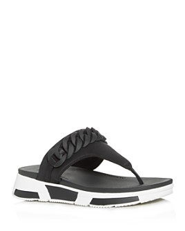 FitFlop - Women's Heda Chain Thong Sandals