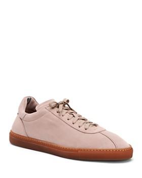 Aquatalia - Men's Scott Lace-Up Low-Top Sneakers