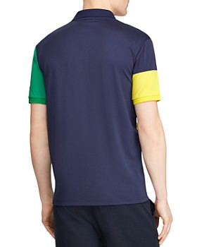 Polo Ralph Lauren - Color-Block Piqué Classic Fit Polo Shirt