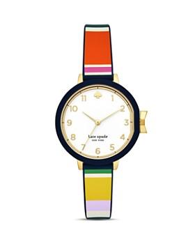 ec10e0b45 kate spade new york - Park Row Striped Watch, ...