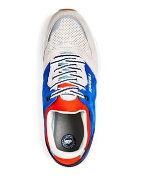 Karhu - Men's Aria Color-Block Suede Low-Top Sneakers