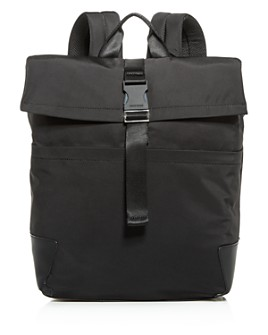 Cole Haan - Sawyer Nylon Flap Backpack