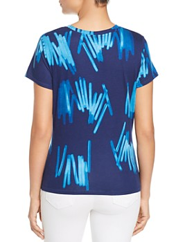 Kenneth Cole - Twist-Front Top