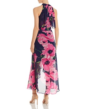 Eliza J - Floral High/Low Dress