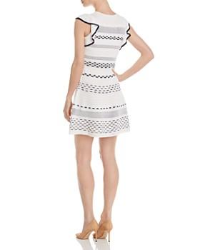 Shoshanna - Nunzia Textured Knit Dress