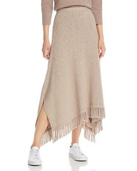 Weekend Max Mara - Hiberis Knitted Skirt