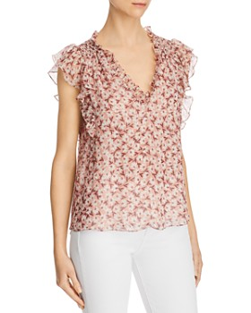 62c528a620a Rebecca Taylor Women's Tops: Graphic Tees, T-Shirts & More ...