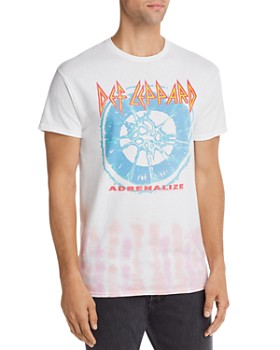 Junk Food - Def Leppard Graphic Tee
