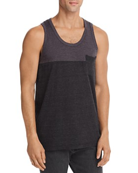 CHASER - Color-Block Pocket Tank