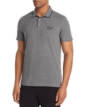 1066712b Gray Men's Designer Polo Shirts: Short & Long Sleeves - Bloomingdale's