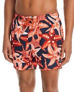 BOSS Hugo Boss - Threadfin Starfish-Print Swim Shorts