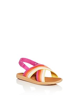 Toms Girls' Viv Slingback Sandals - Baby, Walker, Toddler