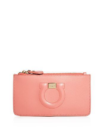 Salvatore Ferragamo - City Color-Block Leather Pouch