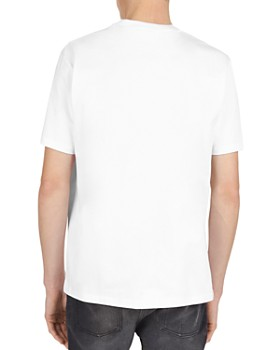 The Kooples - Logo Cotton Crewneck Tee