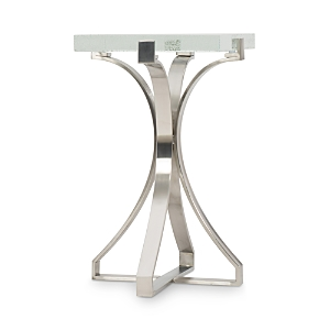 Hooker Furniture Bubble Glass Accent Table