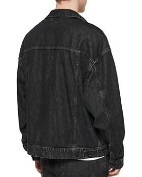 95c2347f167d0 ALLSAINTS - Dipper Denim Oversized Jacket ALLSAINTS - Dipper Denim  Oversized Jacket