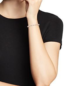 Bloomingdale's - Cultured Freshwater Pearl Gradient Bracelet in 14K Yellow Gold - 100% Exclusive