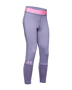 Under Armour - Girls' HG Novelty Ankle Leggings - Big Kid