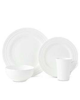 Mikasa - Ciara White 16-Piece Dinnerware Set