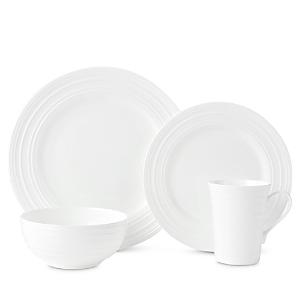 Mikasa Ciara White 16-Piece Dinnerware Set
