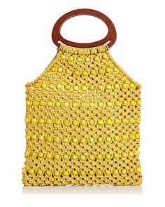 AQUA - Crochet Beaded Bag - 100% Exclusive
