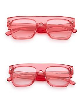 Stella McCartney - Mum-and-Me Flat Top Square Sunglasses Set