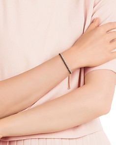Swarovski - Subtle Double Adjustable Bracelet