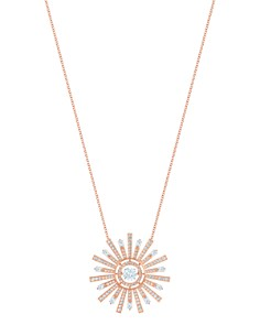 Swarovski - Sunshine Adjustable Pendant Necklace, 30""
