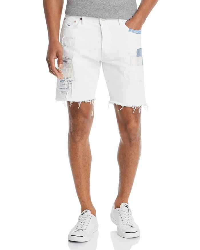 7a50ac77a Polo Ralph Lauren Sullivan Slim Fit Cut-Off Denim Shorts ...